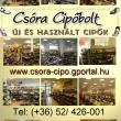 Csóra Cipőbolt - Home Center