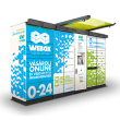 WeBox Csomagterminál - Shell-kút, Sibrik Miklós út