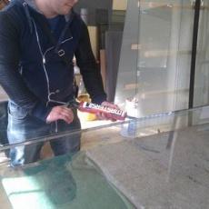 hőszigetelt üveg méretre gyártása