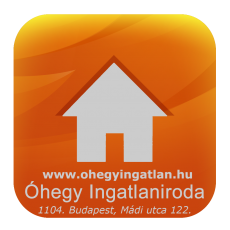 Óhegy Ingatlaniroda logó