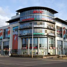 Árkád Bevásárlóközpont és Irodaház