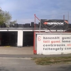 Euro Tyre Autó- és Gumiszerviz