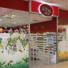 Interherb Vital Shop - Árkád