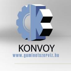 Konvoy Gumi- és Felniszerviz