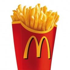 McDonald's - Újhegy Bevásárlóudvar, Gyömrői út