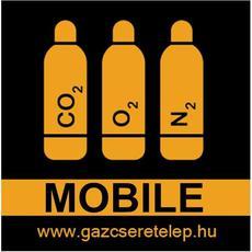 Mobile Gázcseretelep