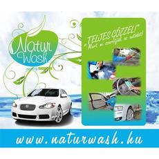 NaturWash Autómosó - Árkád
