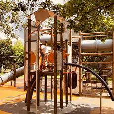 Óhegy parki Játszótér 2 (Forrás: kobanya.hu)