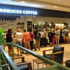 Starbucks Coffee - Árkád 2