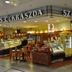 Szamos Cukrászda - Árkád