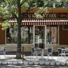 Somfa Cukrászda - Pest
