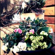 Virág Másképp Tavaszköszöntő virágkompozíciók