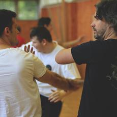 Wing Chun Kung-Fu Önvédelmi oktatás férfiaknak