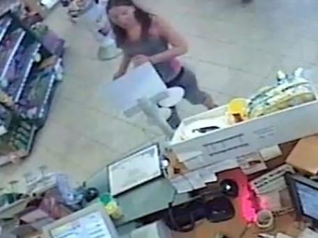 És a nő (forrás: police.hu)